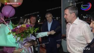 Финалистка проекта «Ты супер!» Эльвира Яхьяева вернулась в Дагестан