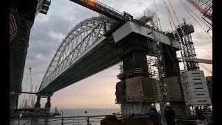 Новости Украины Крымский мост атаковали мигрирующие рыбы