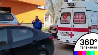 Таксист в Химках заблокировал дорогу скорой помощи - СМИ2