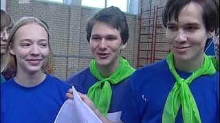 В поддержку российских спортсменов. Челябинские школьники организовали собственные Олимпийские игры