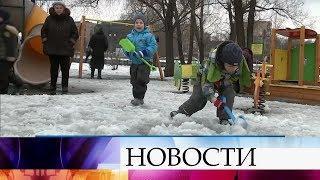 К четвергу воздух в Москве прогреется до +15.