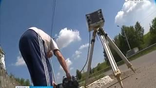 Красноярцы портят камеры фотофиксации на дорогах