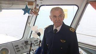 Интересная жизнь речного капитана Виктора Кошкадаева