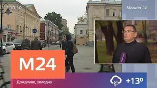Холод и дожди придут в Москву - Москва 24