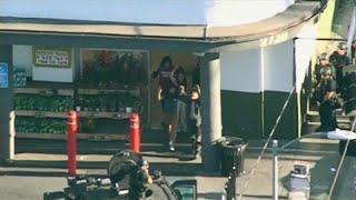 Захват заложников в Лос-Анджелесе