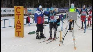 Возраст спорту не помеха. В Ханты-Мансийске прошли соревнования среди ветеранов лыжных гонок