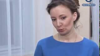 Анна Кузнецова посетила православный приют «Серафим»