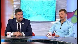 Стартовал 8 этап Кубка IBU в Ханты-Мансийске