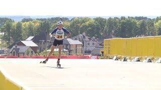 Первенство России по летнему биатлону