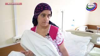В Дагестане нейрохирургическая операция сразу же избавила пациентку от страшной боли