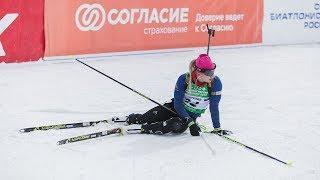 На Чемпионате России по биатлону в Ханты-Мансийске сделали паузу