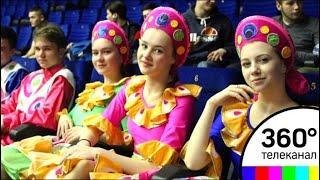 Гала‐концерт «Студенческая весна Подмосковья» проходит в Красногорске