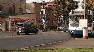 ДТП с участием общественного транспорта