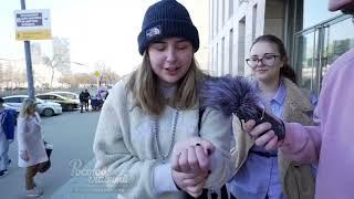 Школьники рассказывают сколько стоит их одежда. До чего Путин страну довёл :)
