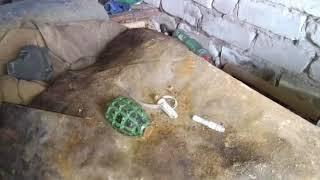 В Красноперекопском районе Ярославля  местные жители обнаружили гранату