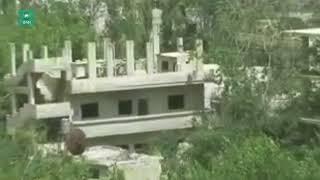 Сирия: в бывший курортный город Забадани возвращается жизнь