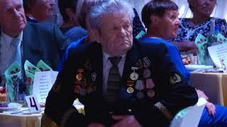 Глава города поздравил ветеранов с Днем города и Днем шахтера