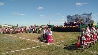 Иловлинский район отметил 90-летие
