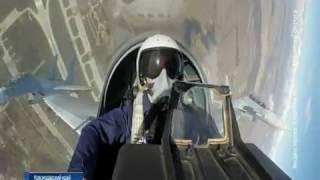 Перехват нарушителя воздушного пространства России: летчики ЮВО провели учения