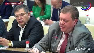 Во Владикавказе прошла выездная сессия Федеральной корпорации по развитию малого бизнеса