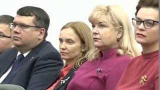 Бюджетное послание губернатора Кемеровской области С Е  Цивилёва