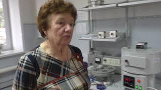 Неля Романова заведующая лаборатории
