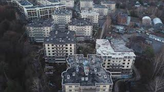 """Обманутые дольщики четыре года ждут квартиры в """"Европе""""…"""