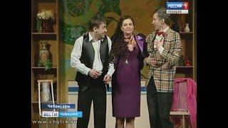 Русский драмтеатр приготовил премьеру – «Ужин по-французски»