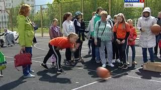 """На стадионе """"Иско"""" прошел традиционный областной фестиваль """"Улыбка"""" для детей-инвалидов(ГТРК Вятка)"""
