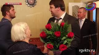 Двое участников Великой Отечественной получили сертификаты на улучшение жилищных условий