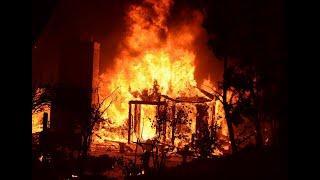 Два человека погибли в пожаре в Здвинске