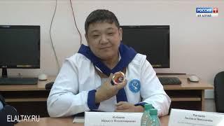 У РА медаль Национального чемпионата профмастерства «Абилимпикс»