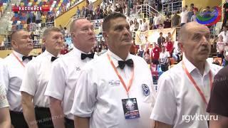 Владимир Васильев открыл международный турнир по боксу памяти Магомед-Салама Умаханова