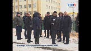 Чебоксарские депутаты проинспектировали  ход строительства детских садов в микрорайонах «Соляное» и