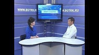 Вести Интервью (на бурятском языке). Далай Галсанов. Эфир от 25.04.2018