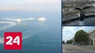 Морская провокация: из-за действий Украины Керченский пролив закрыли для гражданских судов - Росси…