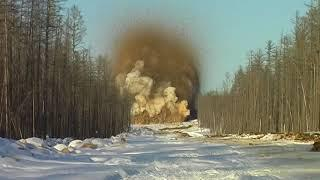 Как раньше утилизировали боеприпасы в Хабаровском крае