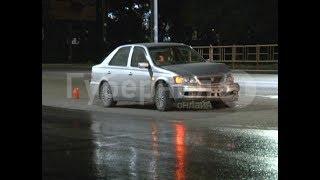 Очевидцы устроили автопогоню за виновником ДТП в Хабаровске. Mestoprotv