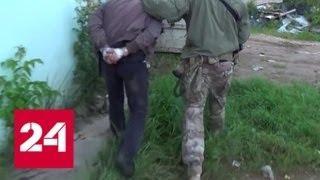 В Москве арестована банда грабителей поездов - Россия 24