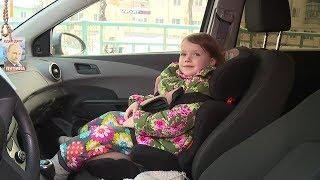 В Саранске прошла акция «Пристегни ребёнка!»