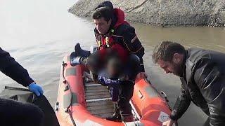 На границе Турции и Греции погибли дети