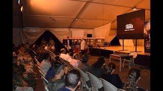 Мобильная выставка #МЫСТАЛИНГРАД открылась на авиабазе в Сирии