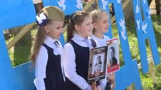 Торжества в Кремлевском сквере