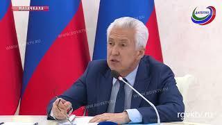 Врио главы республики провел совещание по подготовке к проведению ЕГЭ в Дагестане