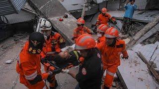 Сулавеси: число жертв растет