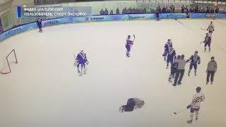 Хоккейный арбитр из Уфы намерен довести дело до суда