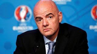 Громкий скандал в футболе: замешаны Саркози и Инфантино…