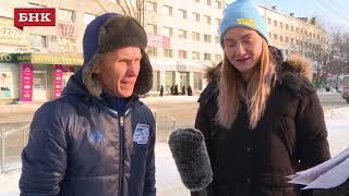 Видео опрос Спортсмены нашего города