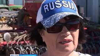 В Калининградской области завершается сев яровых