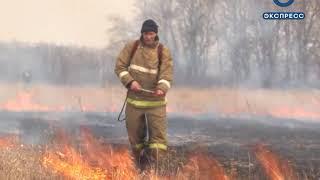 В Пензе выясняют причины пожара в районе Тепличного